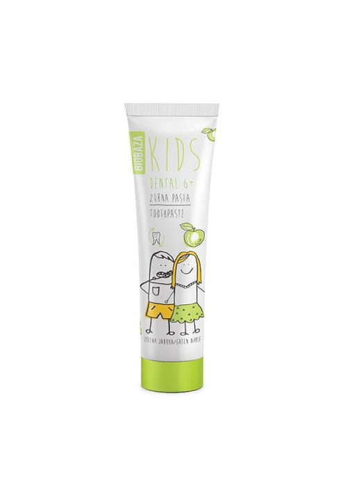 Детска паста за зъби 6+