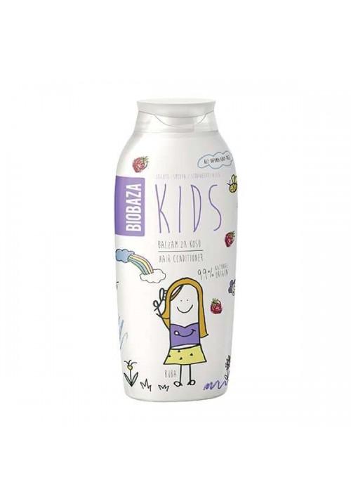 Детски балсам за коса с ягода и смокиня