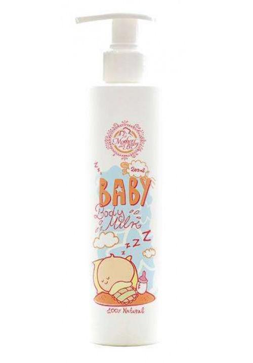 Бебешко мляко за тяло