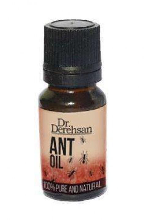 Чисто масло от мравчена киселина за подтискане растежа на космите Dr. Derehsan