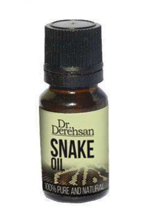 Чисто масло от змийска отрова срещу косопад Dr. Derehsan
