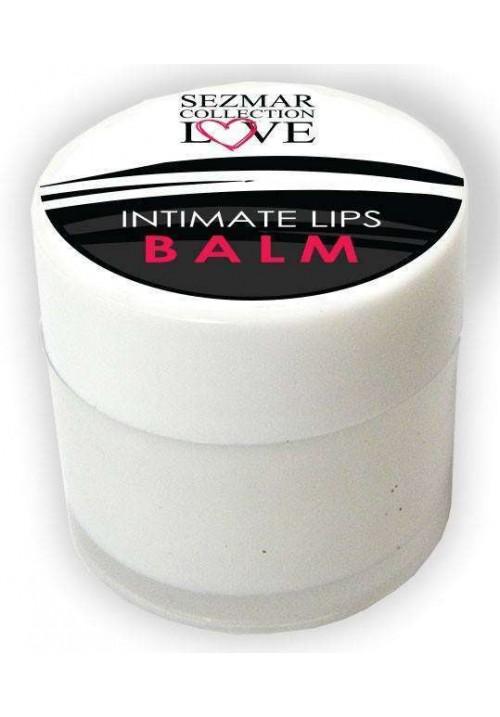 Интимен масажен балсам за интимни устни