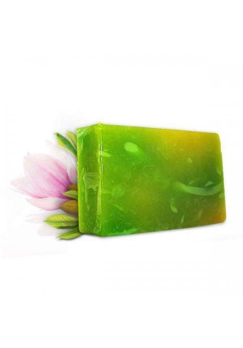 Ръчно правен сапун с екстракт от МАГНОЛИЯ