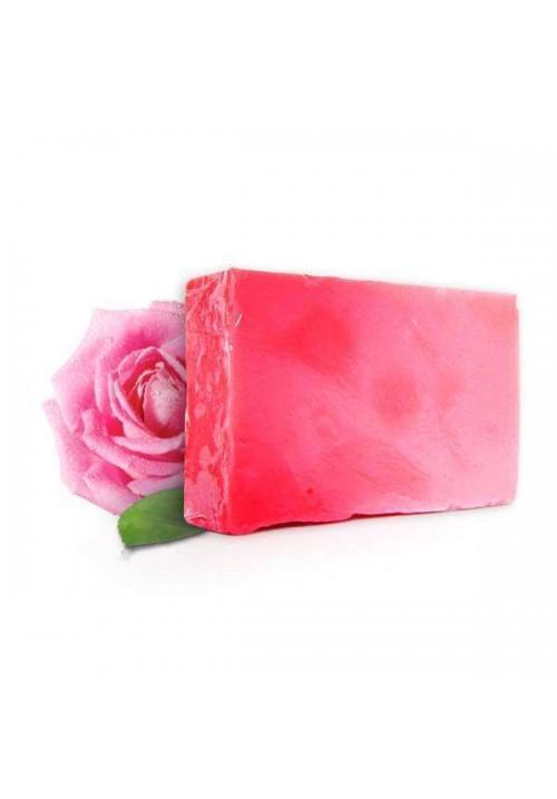 Ръчно правен сапун с масло от БЪЛГАРСКА РОЗА