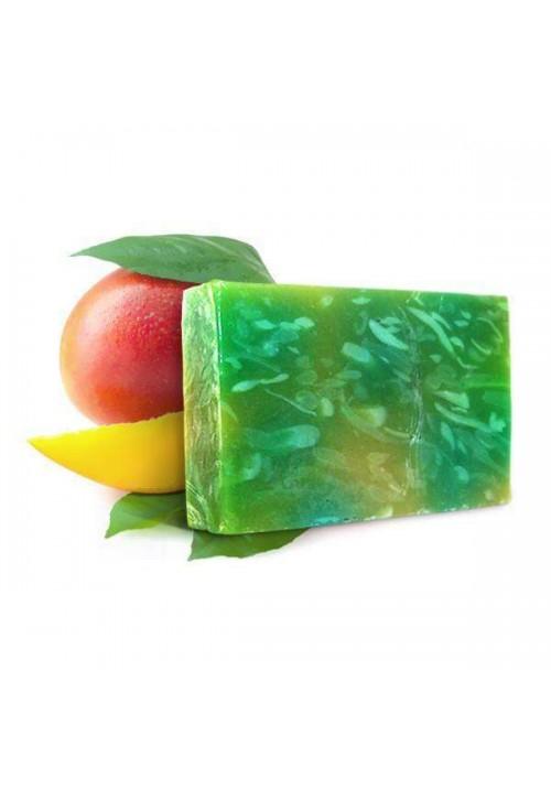 Ръчно правен сапун с масло от МАНГО