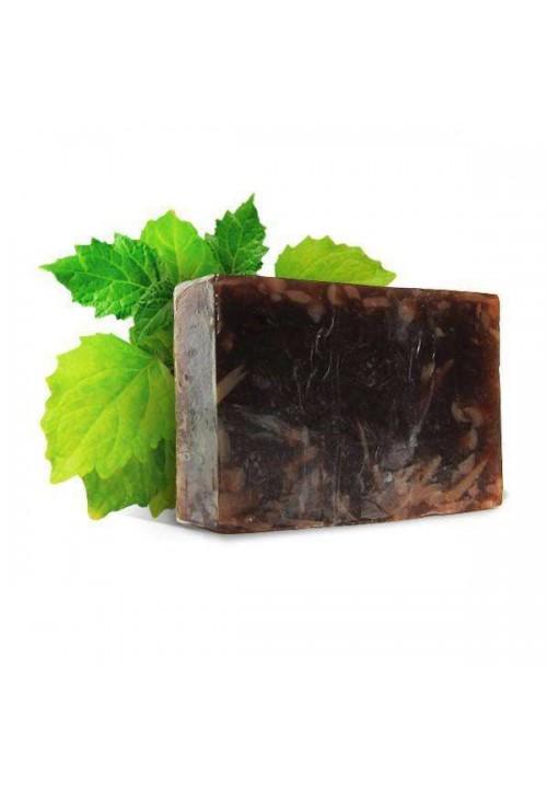 Ръчно правен сапун с масло от ПАЧУЛИ И АМБЪР